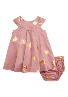 Tea Collection Patterned Dress (Baby)