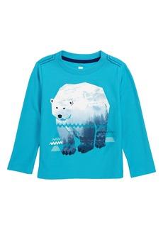 Tea Collection Polar Peaks T-Shirt (Toddler Boys & Little Boys)
