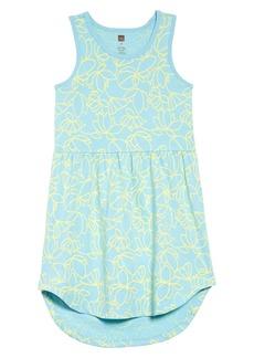 Tea Collection Print Tank Dress (Toddler Girls, Little Girls & Big Girls)