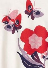 Tea Collection Rai Graphic Top (Baby Girls)