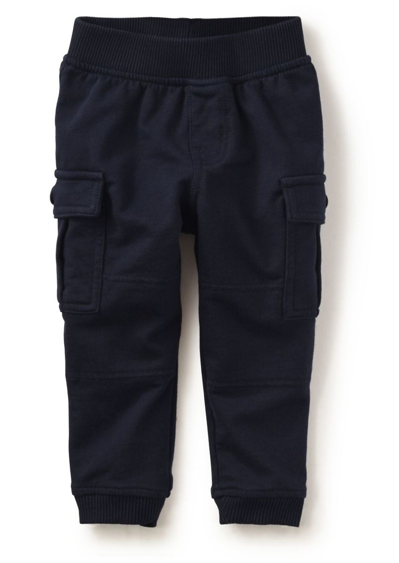 bd1171e4fd 'Ready to Roll' French Terry Cargo Pants (Baby Boys)