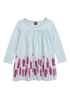 Tea Collection Smocked Dress (Baby Girls)