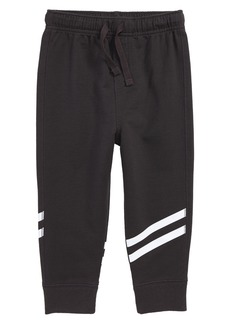 Tea Collection Sporty Stripe Jogger Pants (Baby Boys)