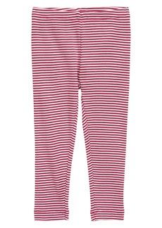 Tea Collection Stripe Leggings (Baby)