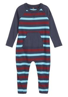 Tea Collection Stripe Romper (Baby)