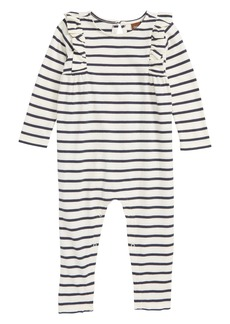 81b72d80036 Tea Collection Tea Collection Stripe Romper (Baby Girls)