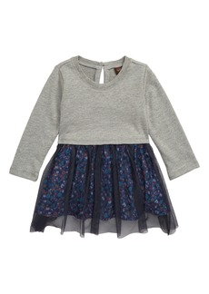 Tea Collection Tulle Fit & Flare Dress (Baby)