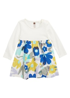 Tea Collection Two-Tone Dress (Baby Girls)