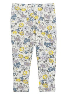 Tea Collection Wildflowers Cozy Baby Leggings (Baby Girls)