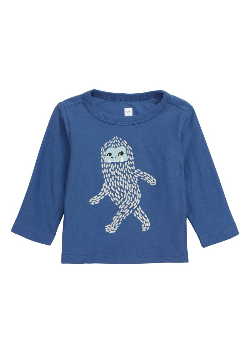 Tea Collection Yeti Storytelling T-Shirt (Baby)