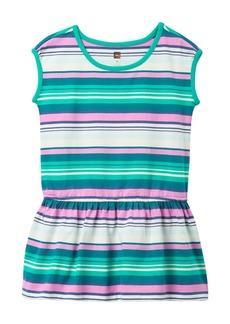Tea Collection Vibrant Stripe Dress (Toddler, Little Girls, & Big Girls)