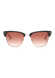 Ted Baker 52mm Clubmaster Sunglasses