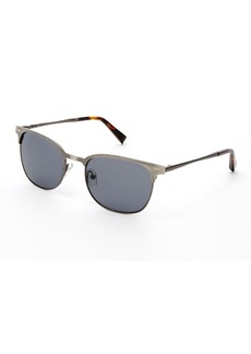 Ted Baker 54mm Metal Square Sunglasses