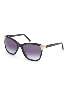 Ted Baker 55mm Square Sunglasses