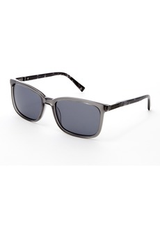 Ted Baker 56mm Acetate Square Sunglasses