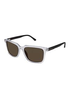 Ted Baker 56mm Square Sunglasses