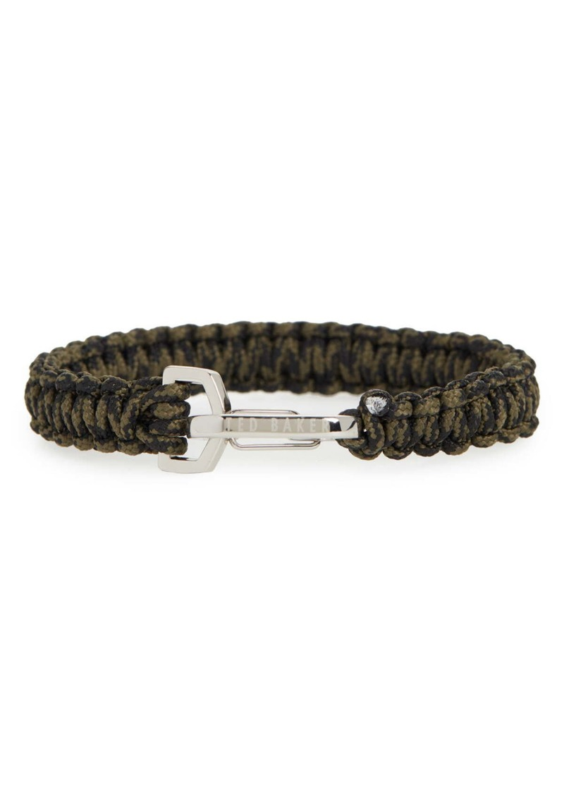 Ted Baker Ahamaa Woven Cord Bracelet