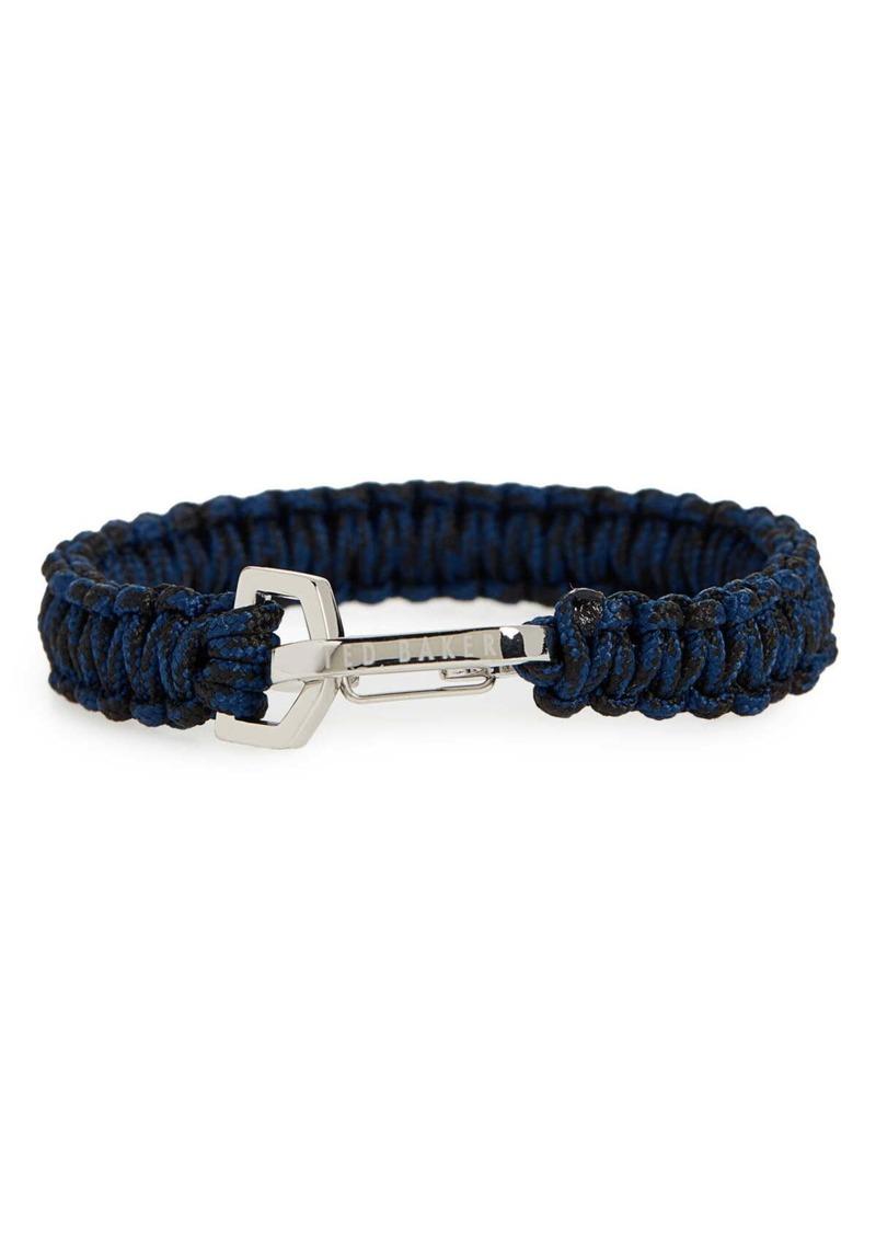 Ted Baker Ahamaa Woven Cord Bracelet