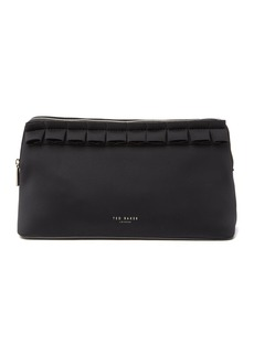 Ted Baker Aillie Ruffle Detail Wash Bag