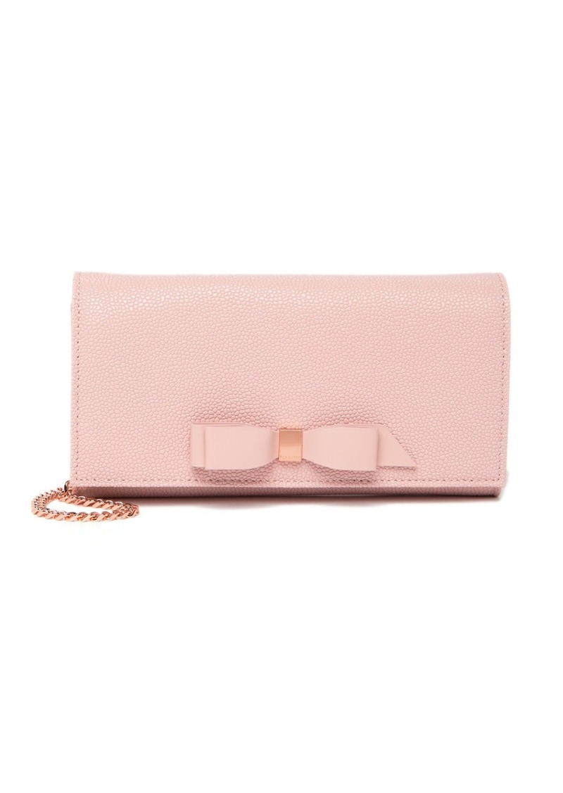 Ted Baker Alaine Matinee Bow Crossbody Bag