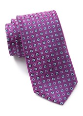 Ted Baker Alternating Squares Silk Tie