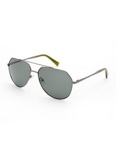Ted Baker Aviator 58mm Sunglasses