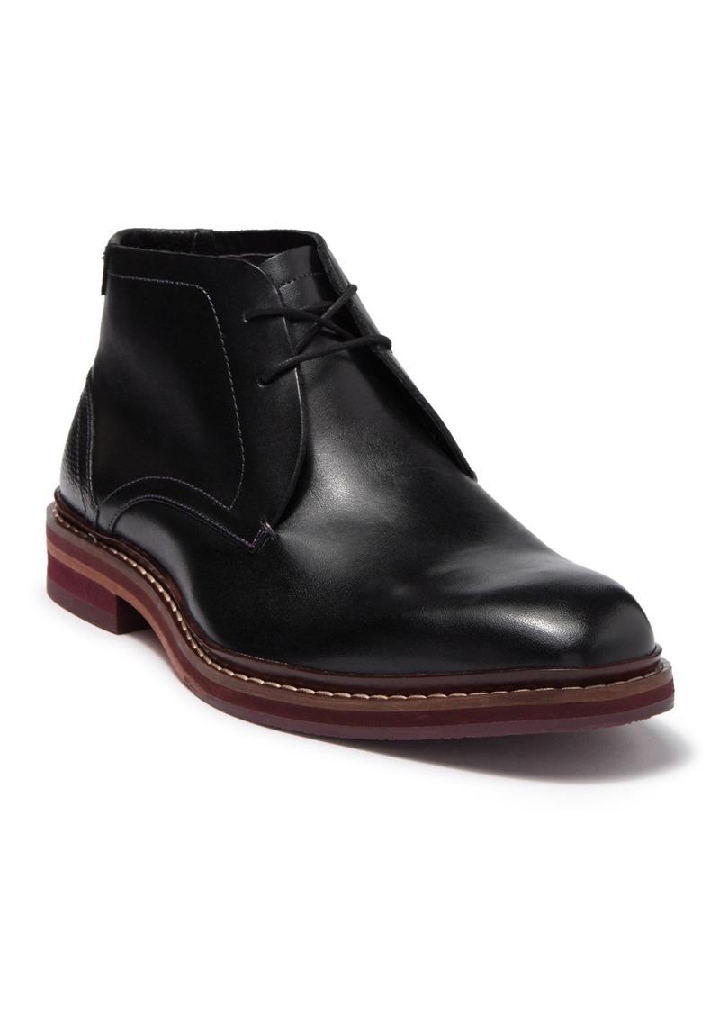 Ted Baker Azzlan Leather Chukka Boot