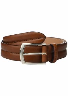 Ted Baker Benn Stitched Leather Belt