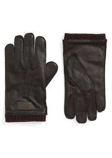 Ted Baker Blokey Leather Gloves