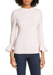 Ted Baker Brinlo Frill Sleeve Sweater