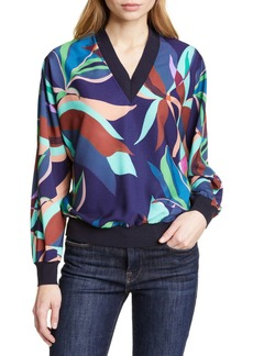 Ted Baker Byssie Supernatural V-Neck Top