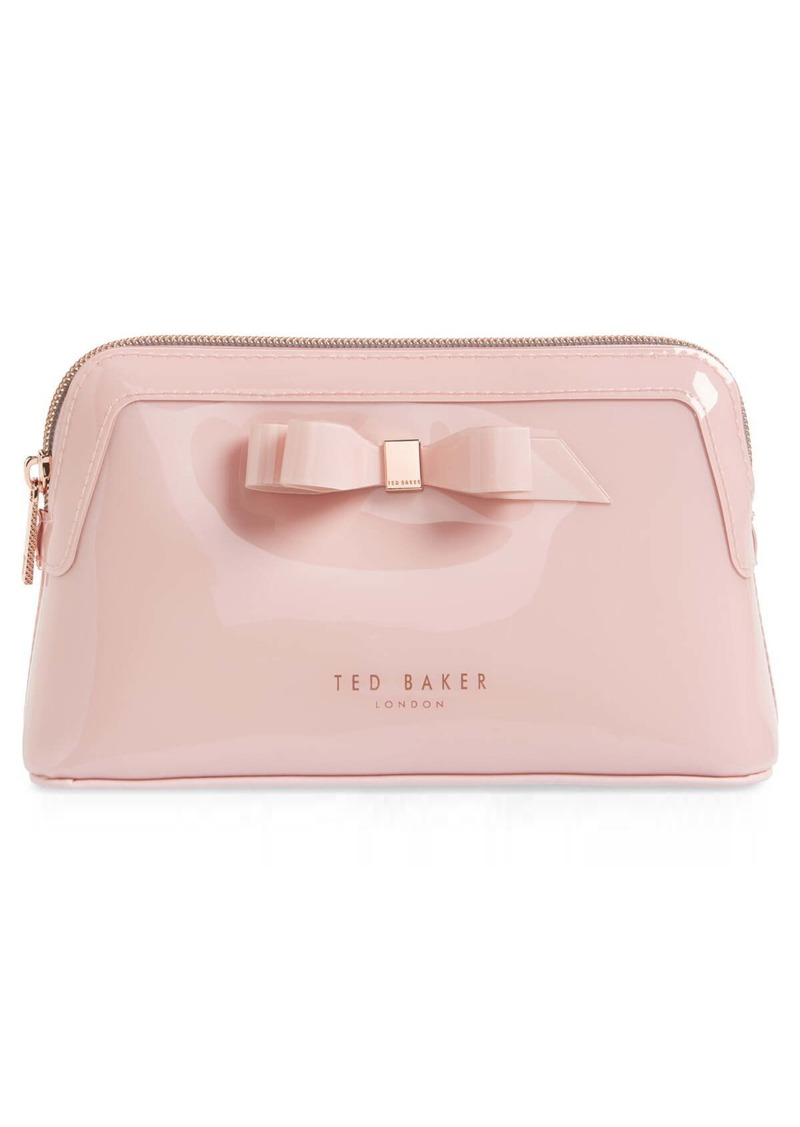 Ted Baker Cahira Bow Cosmetics Case