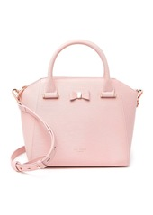 Ted Baker Cala Textured Leather Satchel