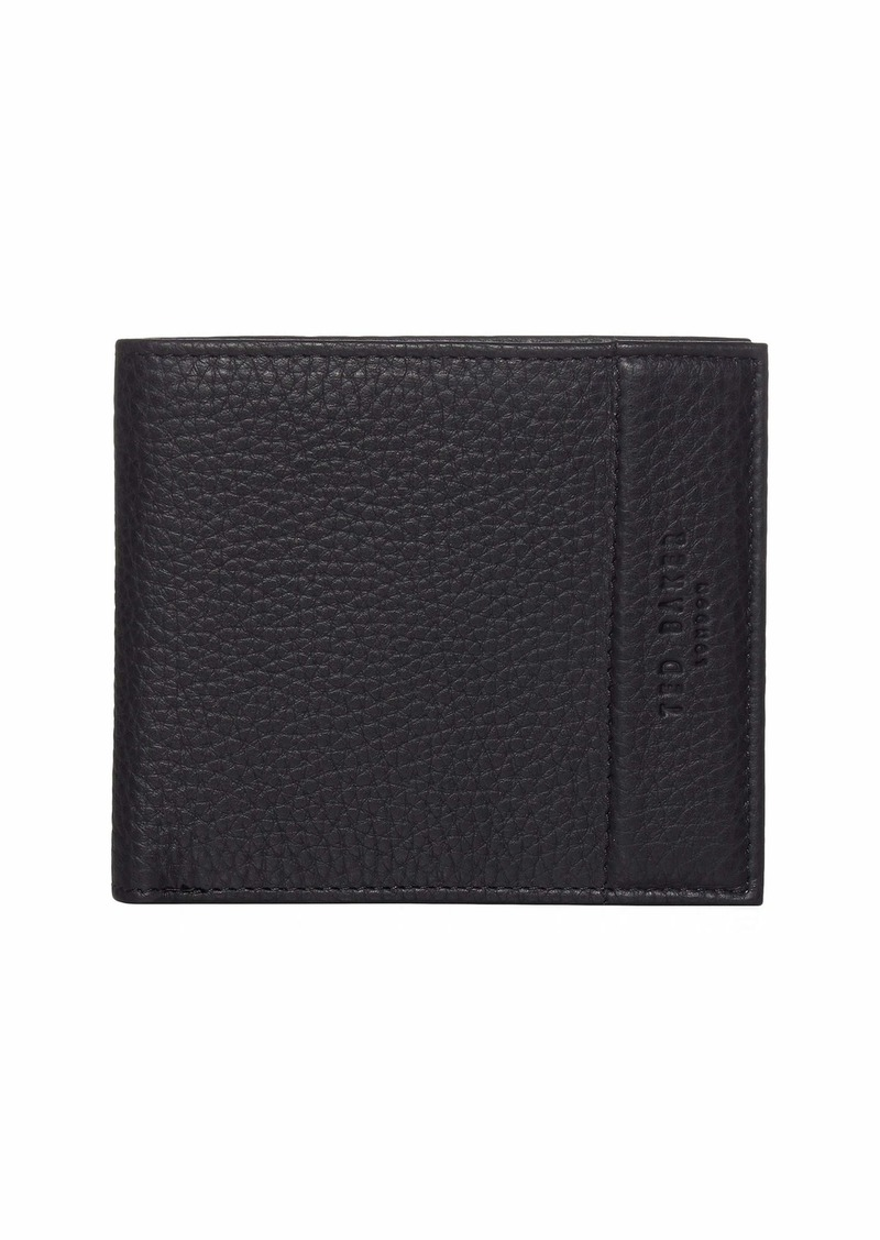 Ted Baker Carabas Leather Bifold with Coin