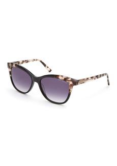 Ted Baker Cat Eye 55mm Sunglasses