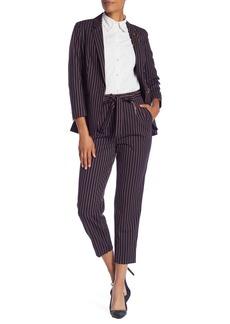 Ted Baker CBN Tie Waist Striped Trouser