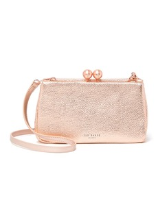 Ted Baker Chrina Leather Crossbody Bag