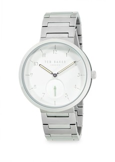 Ted Baker Chronograph Stainless Steel Bracelet Watch