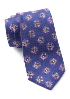 Ted Baker Circle Medallion Silk Tie