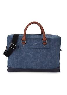 Ted Baker Contrast-Handle Messenger Bag