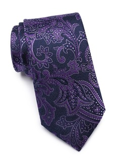 Ted Baker Contrast Paisley Silk Tie