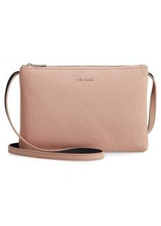 Ted Baker Cottii Colorblock Leather Shoulder Bag