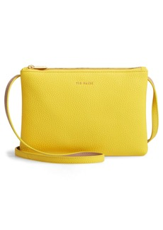 Ted Baker Cottii Leather Shoulder Bag