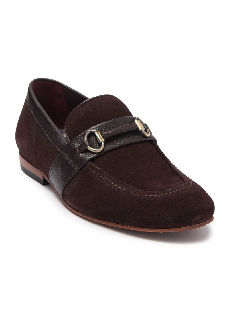 Daisers Suede Bit Loafer