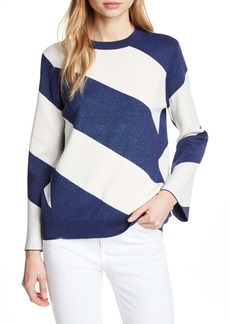Ted Baker Danyeil Directional Stripe Sweater