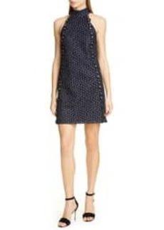 Ted Baker Daysil Daisy Lace Halter Dress