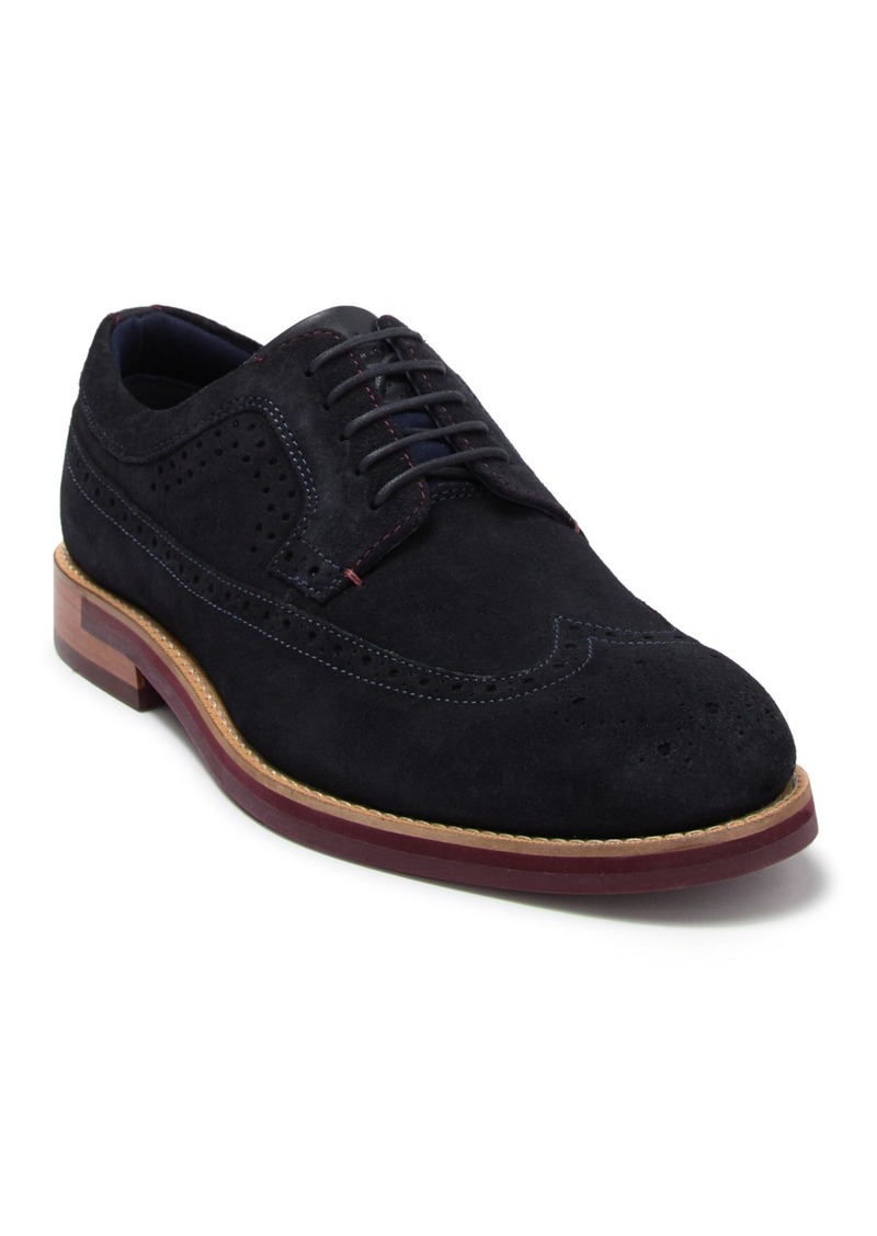 Ted Baker Deelands Suede Wingtip Derby