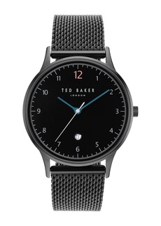 Ted Baker Men's Ethan Mesh Bracelet Watch, 40mm