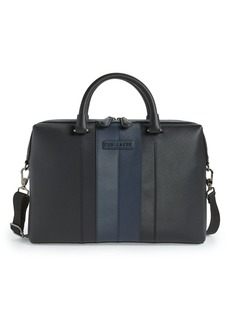 Ted Baker Faux Leather Document Bag
