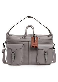 Ted Baker Gansu Leather Holdall Bag
